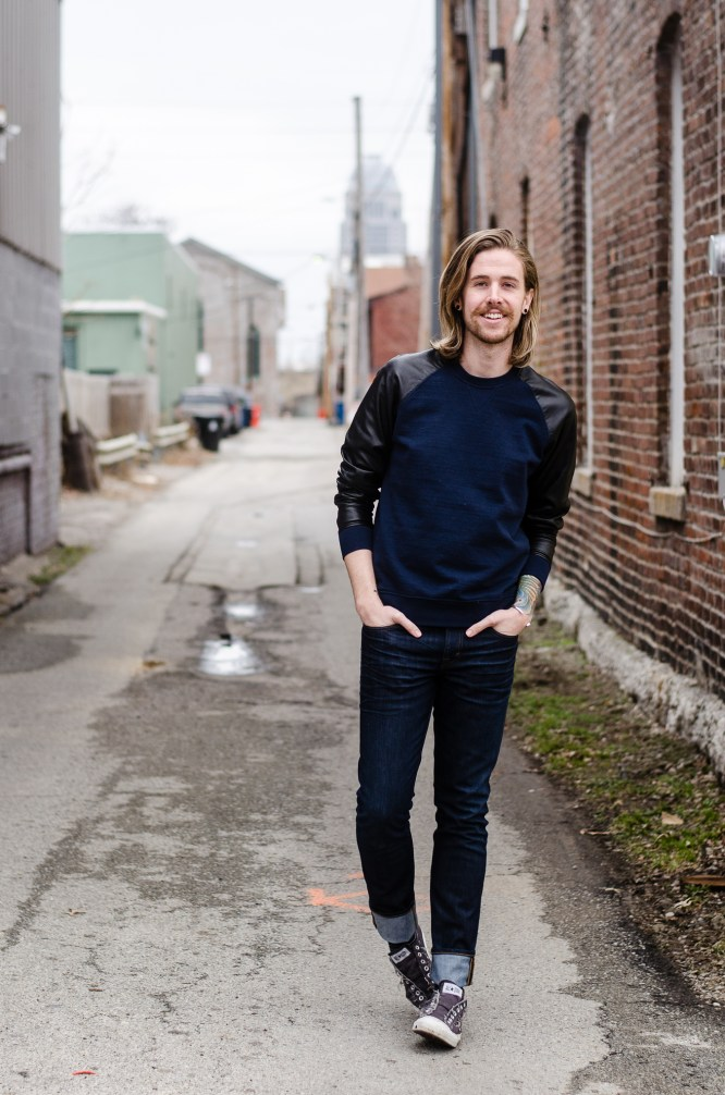 The Kentucky Gent, Louisville based men's fashion and lifestyle blogger, talks chemistry in the digital age.
