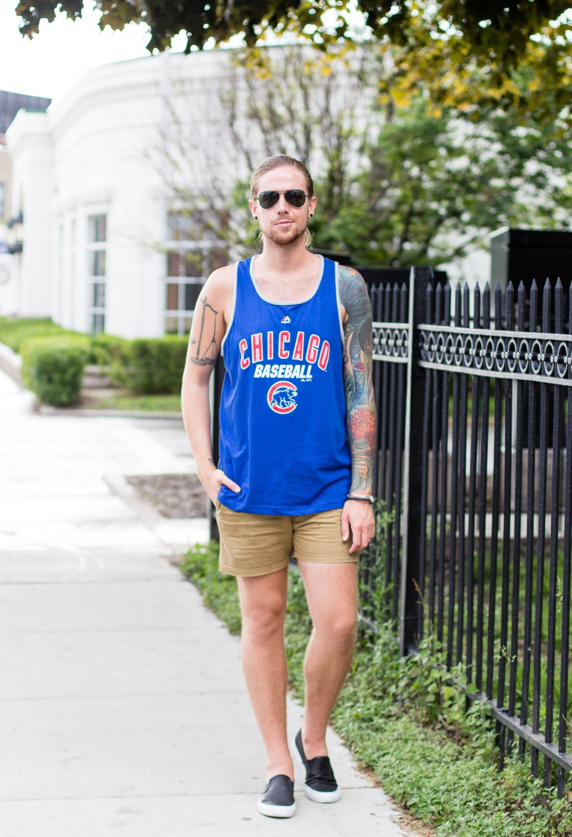 chicago, chicago cubs, HM, mens fashion, travel