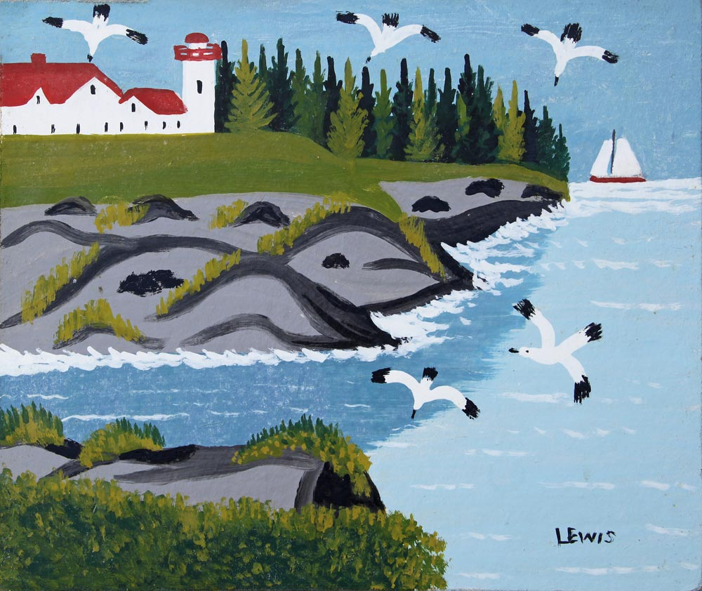 Maud Lewis Paintings Sold To Support Our Projects