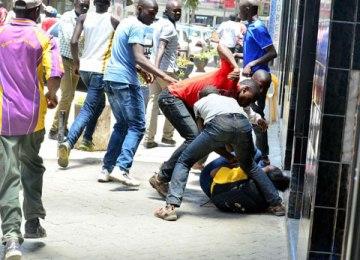 Nairobi Thugs