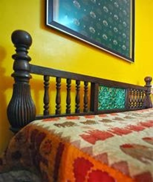 Home Tour: Komala Krishna's Charming Chettinad-style Home
