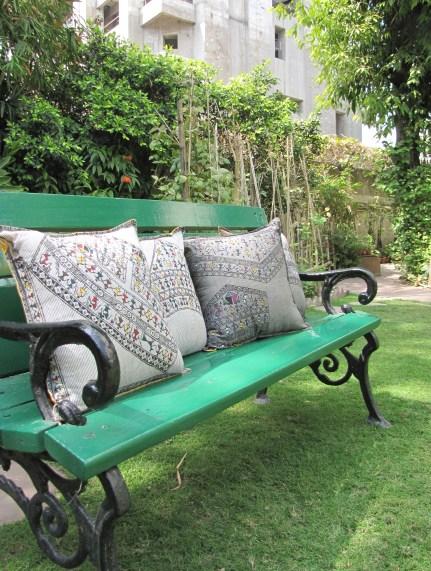 TUNI's beautiful cushion covers
