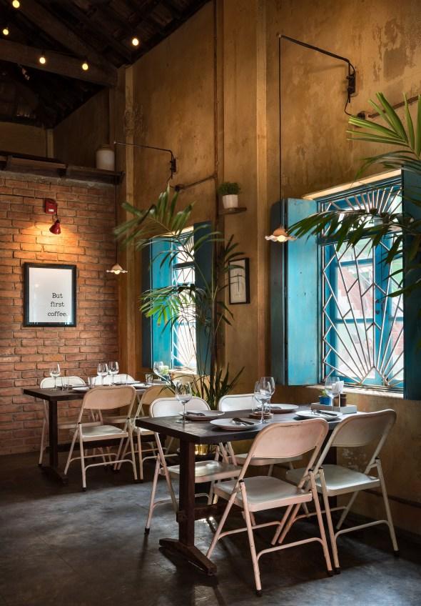 Raya Shankhwalker Architects - The Rice Mill