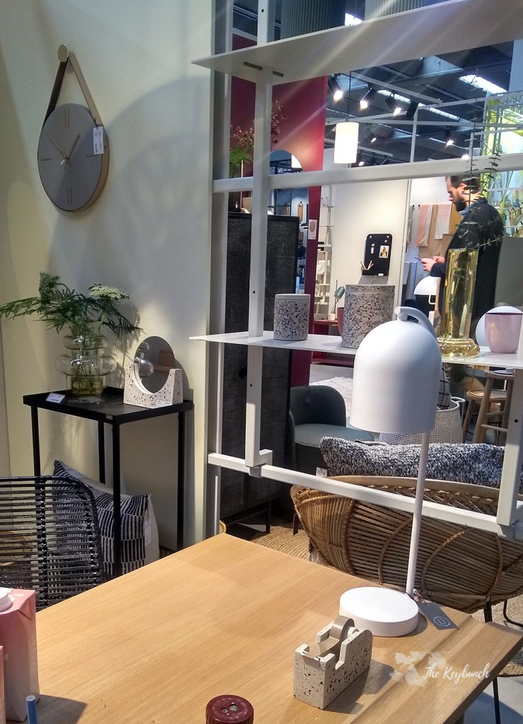 the most 'homey' displays spotted at Ambiente