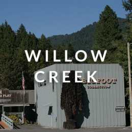 Willow Creek, CA homes for sale