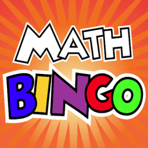 Math Bingo- The best app for gifted children to work on their math skills and have fun!