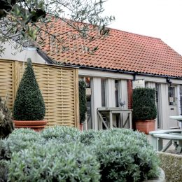 The Kiln Restaurant at Oatlands, Guernsey
