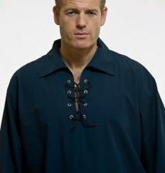 Polyester Micro Finish Kilt Shirt