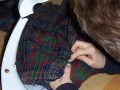 The Kilt Lady 100% Hand Sewn Kilts