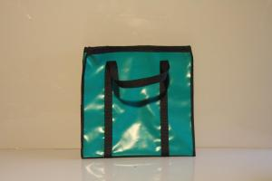 Choofer Vinyl Bag Teal