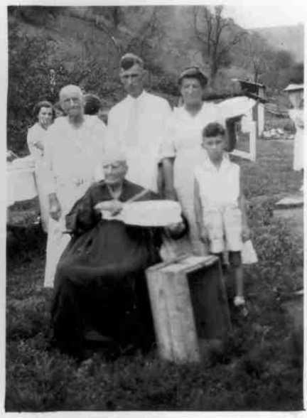 Longevity Minerva Moore 100th Birthday