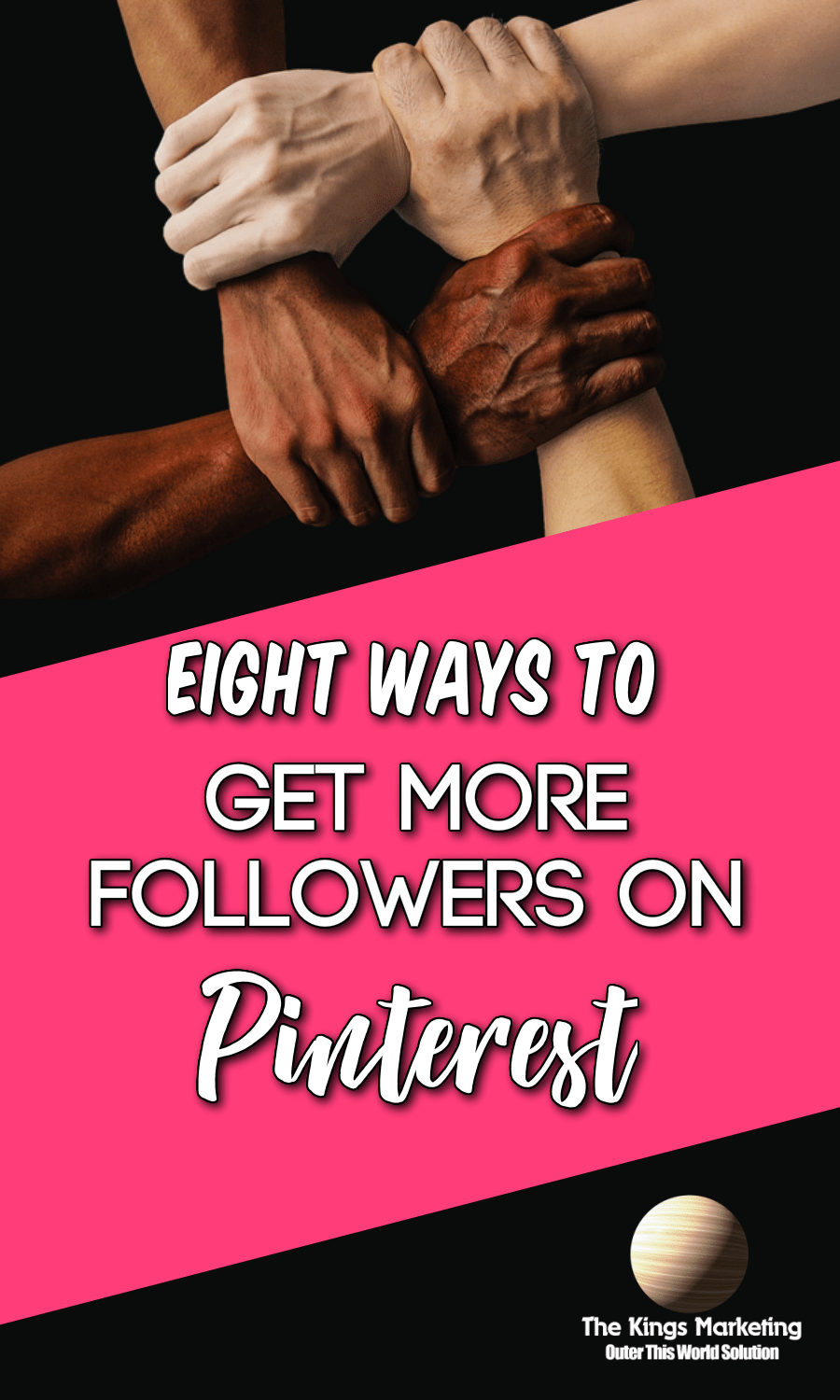 Eight Ways to Get More Followers on Pinterest