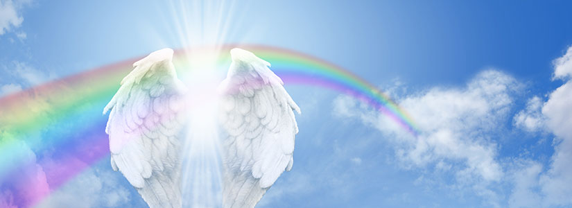 The Rainbow Angel