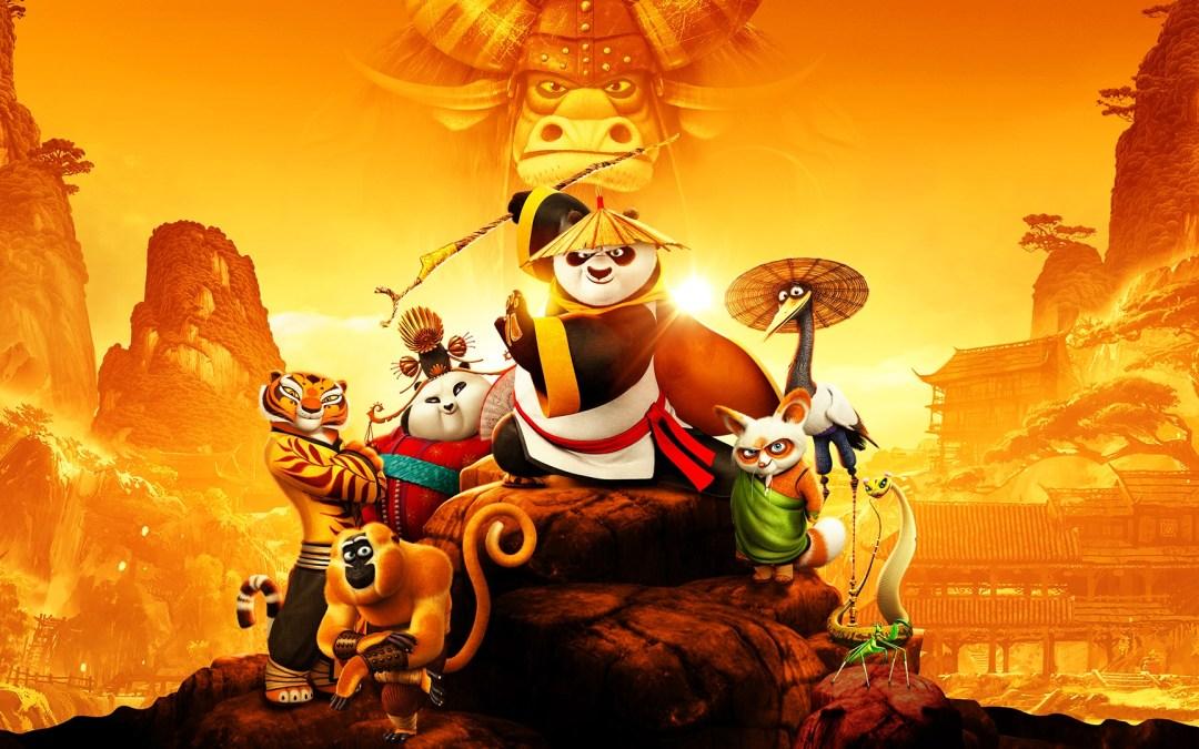 The Gospel According to Kung Fu Panda 3