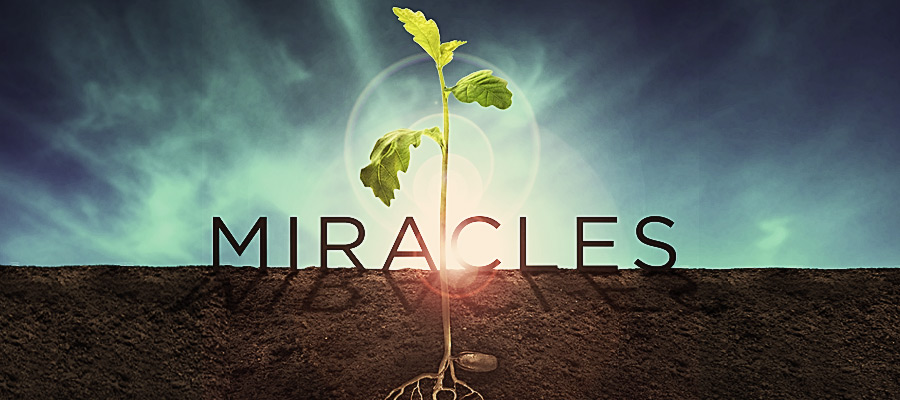 Faith To Perform Miracles At Will
