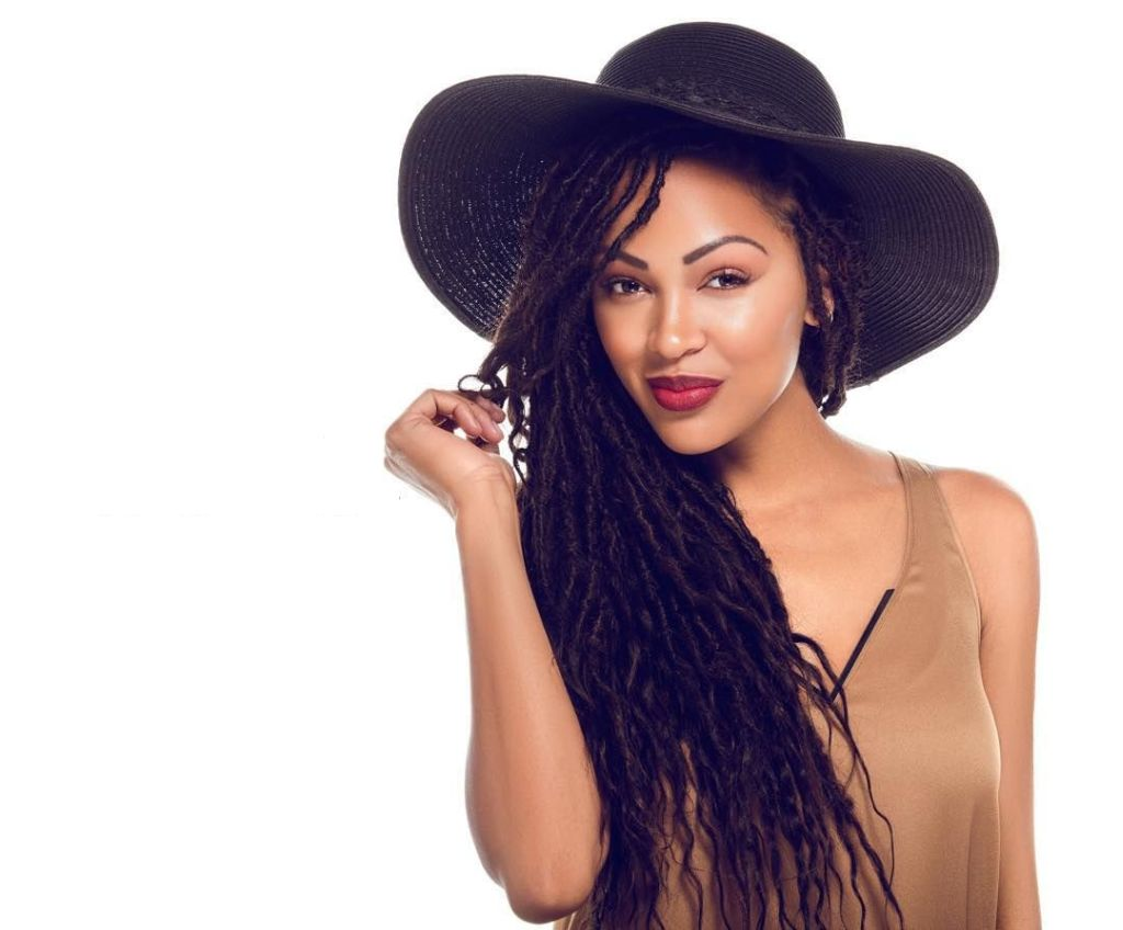 Terrific Goddess Locs Your Next Protective Hairstyle The Kink And I Hairstyles For Men Maxibearus