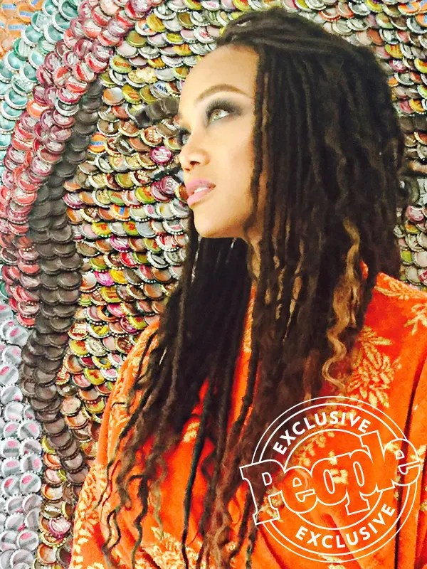 Tyra Banks- Goddess Locs- Hairstyles- Protective Styles- Faux Locs