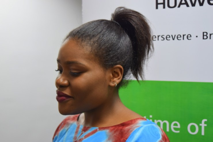 healthy-relaxed-hair-in-a-ponytail
