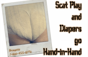 scat fetish and diaper fun