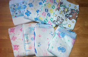 mama bridgette's abdl diaper assortment