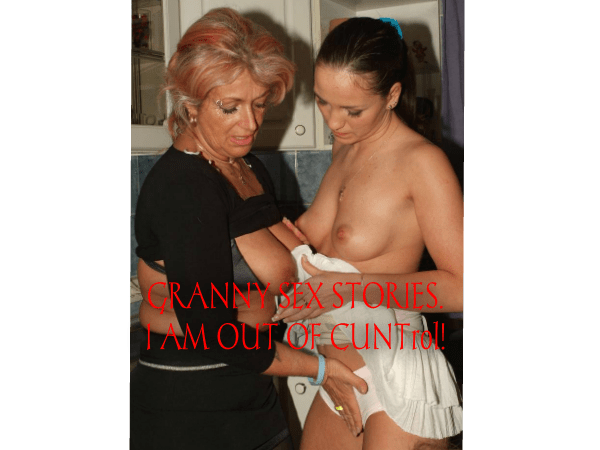 Grannysex Stories 42