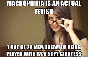 size fetish