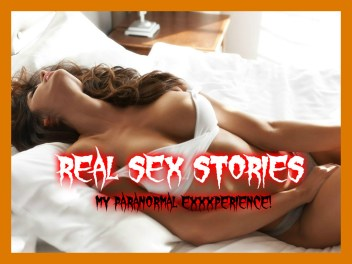 REAL SEX STORIES