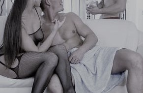 Cuckold Fantasy: Watch Me Fuck Your Best Friend!