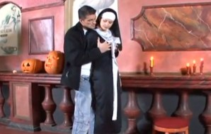 Ever wanted to Fuck a Nun making God Cuckolded