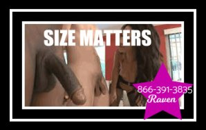 SIZE QUEEN EXPLORES ALL YOUR WILD SIZE FETISH NEEDS