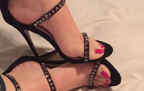 Foot Fetish – Sometimes I Can't Help But Get Turned…