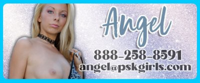 The Best Phone Sex - Angel 888-258-8591