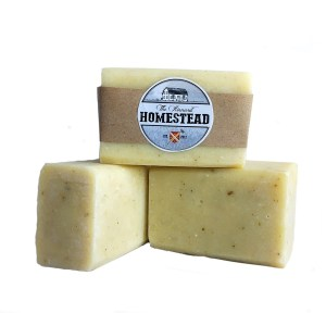 Goat Milk and Honey Shampoo Bar