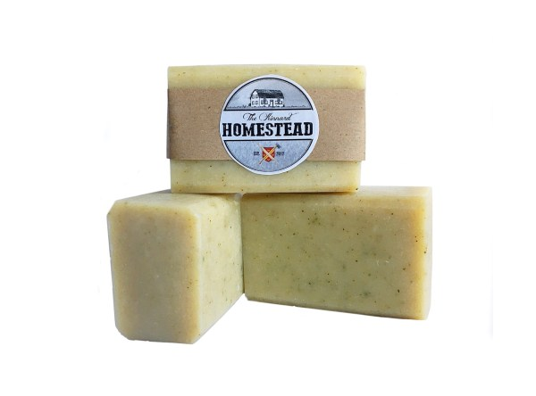 Handcrafted-Soaps-peppermint-sheep-milk