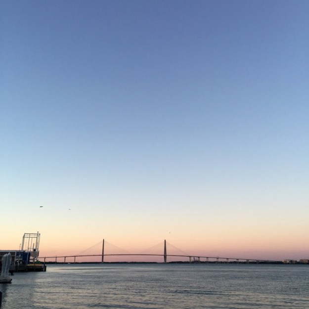 Sunsets in Charleston, SC