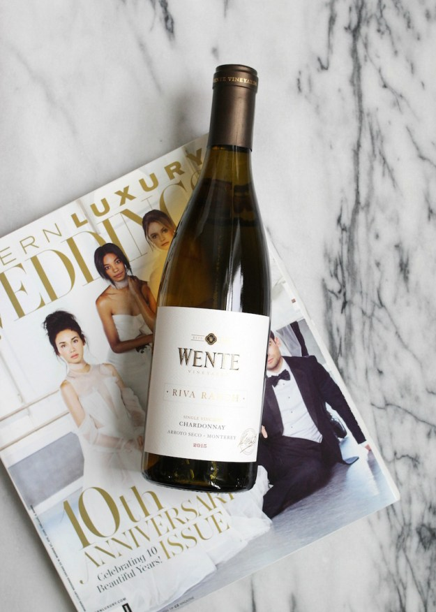 Wente wine - May 25 National Chardonnay Day