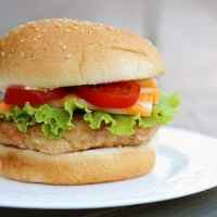 No Fail, Seriously Delicious & Juicy Turkey Burgers!