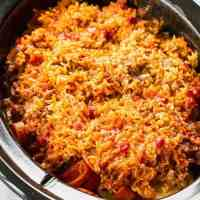 Shipwreck Casserole (In the Slow Cooker)