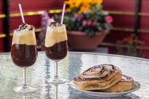 German Iced Coffee - Eiskaffee