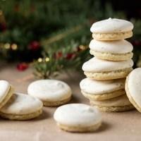 Vanilla Anise Drop Cookies (Anisplätzchen)
