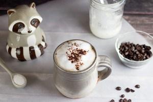 German Café au lait (Milchkaffee) | The Kitchen Maus