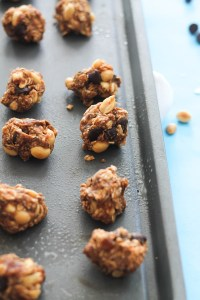 These vegan and gluten free energy balls are PACKED with flavor, healthy fats, complex carbs, and more. They make for the perfect pick me up or quick snack!