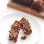 Gingerbread Banana Bread (V & GF Friendly)