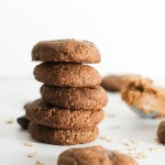 Flourless Chocolate Almond Butter Cookies (V&GF)