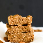 Cinnamon Almond Protein Bars