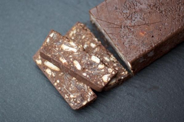 Chocolate brick