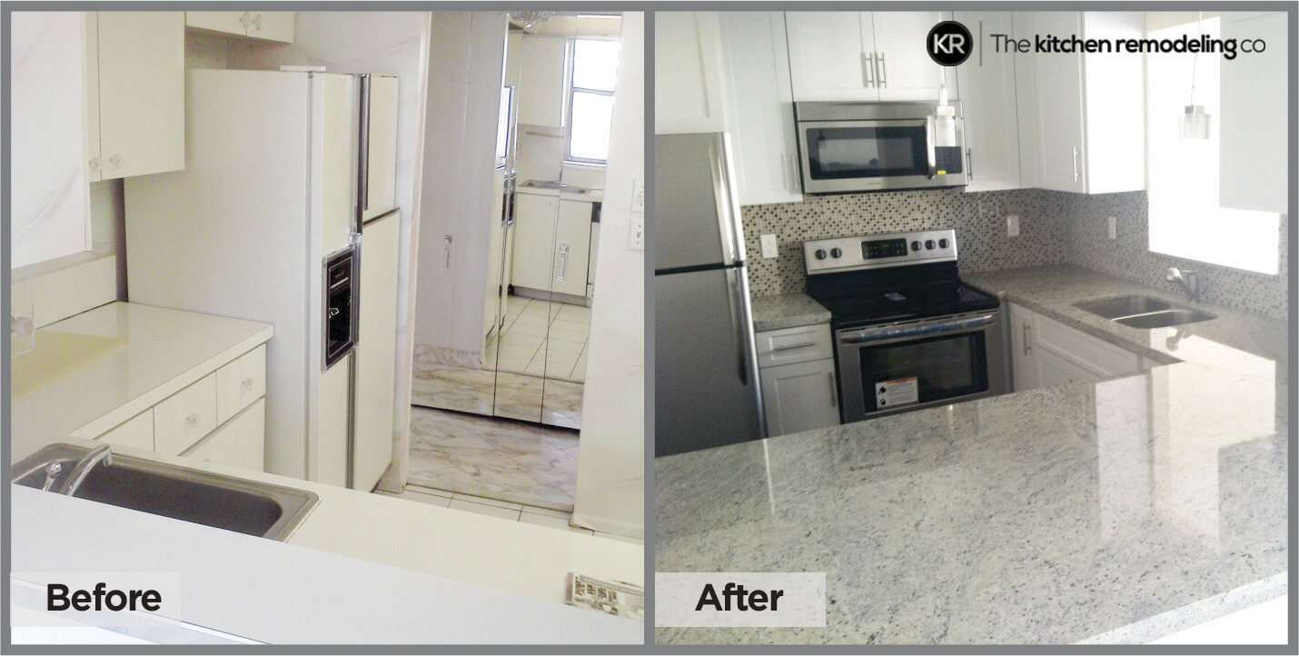 the kitchen remodeling co