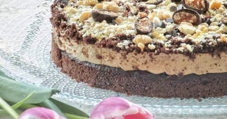 Torta Moreska al Caffè ☕️🍫🍰