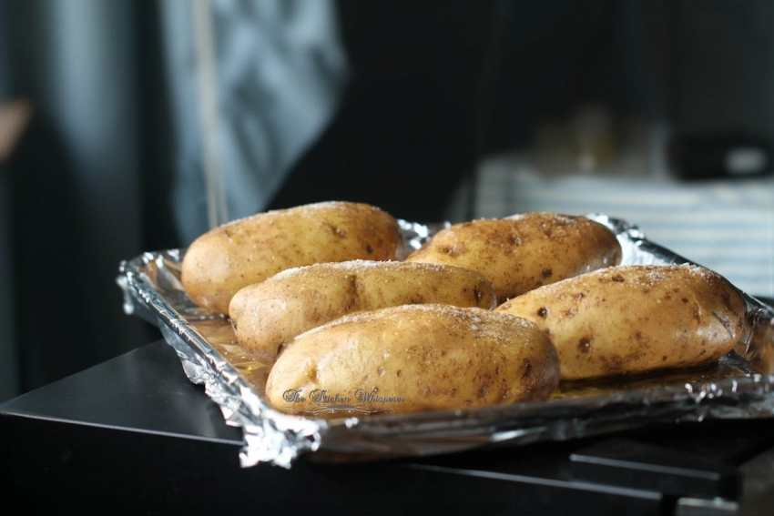 Oven Baked Potato2