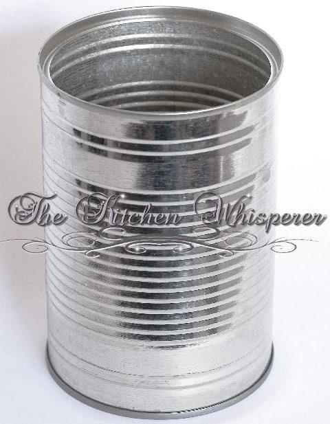 "Empty Tin Can Stock Photography: ""Unfried"" Crispy Tortilla Bowls"